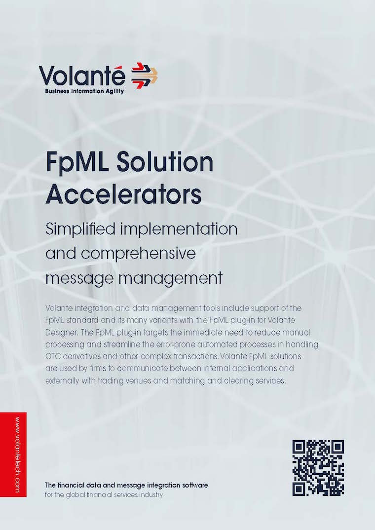 FpML Solution Accelerators