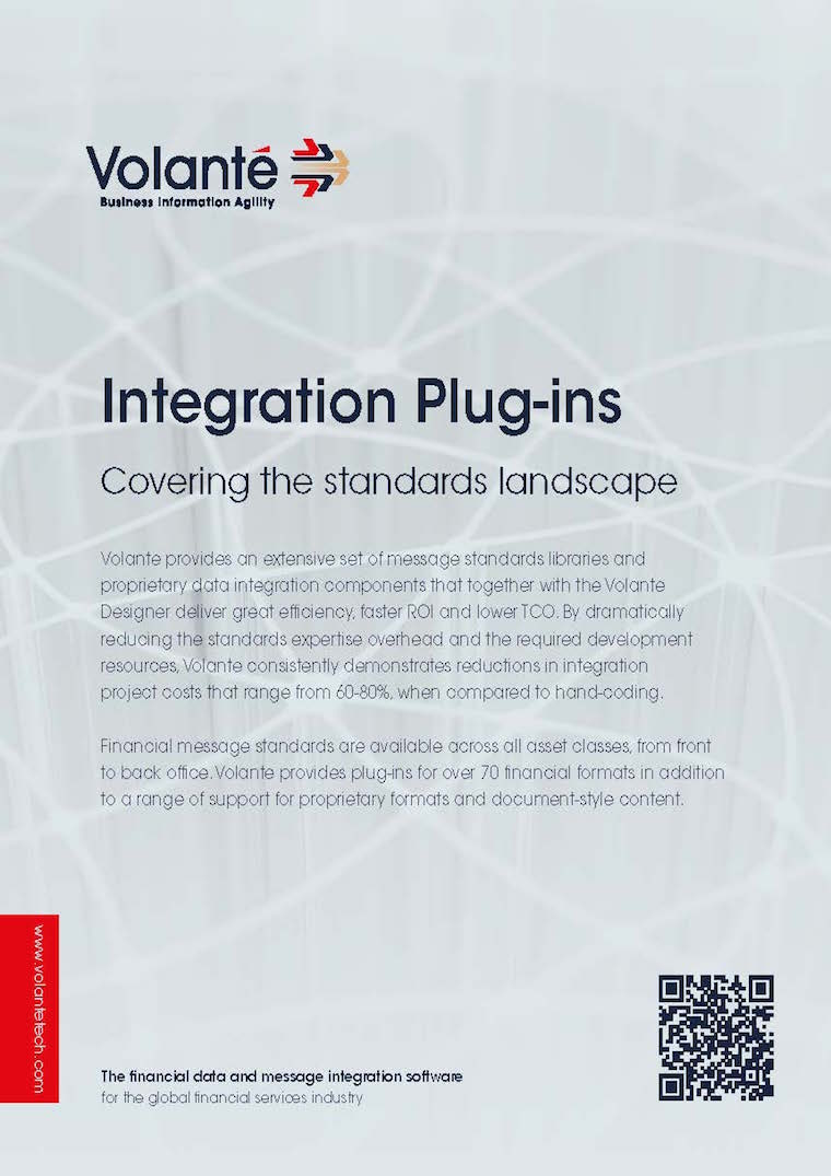 Integration Plug-ins: Covering the standards landscape