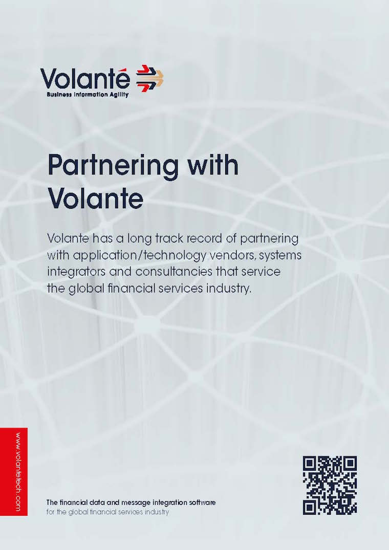 Volante Swap Data Repository
