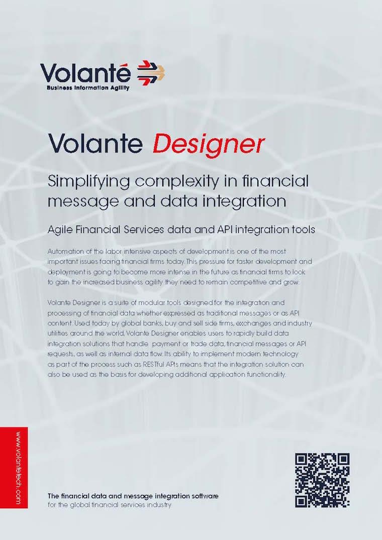 Volante Designer Brochure